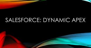 Salesforce Dynamic Apex