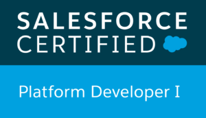 Salesforce Platform Developer 1 Certification