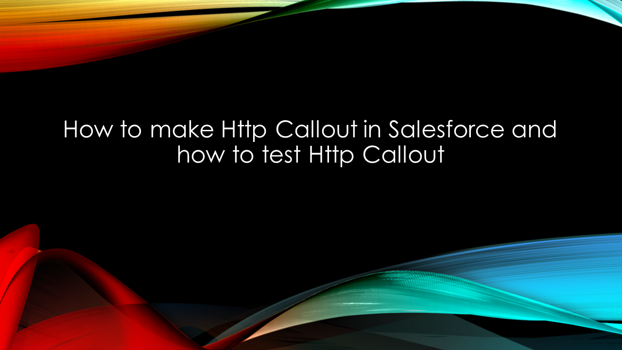 Http Callout