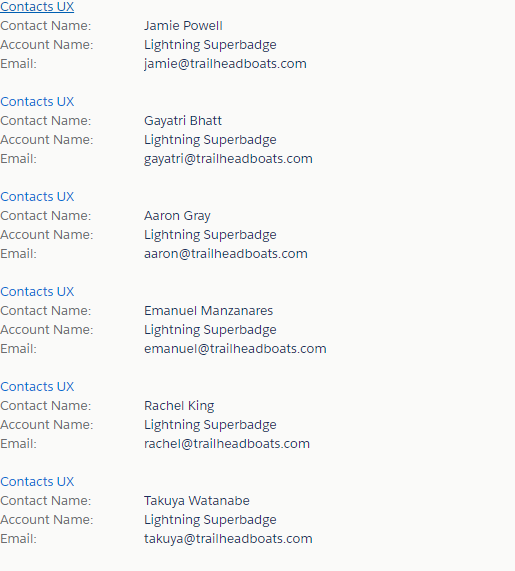 Salesforce Lightning Tutorials