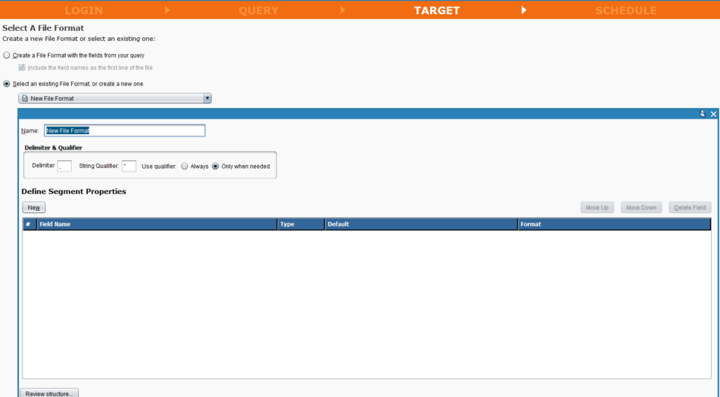 Salesforce Jitterbit